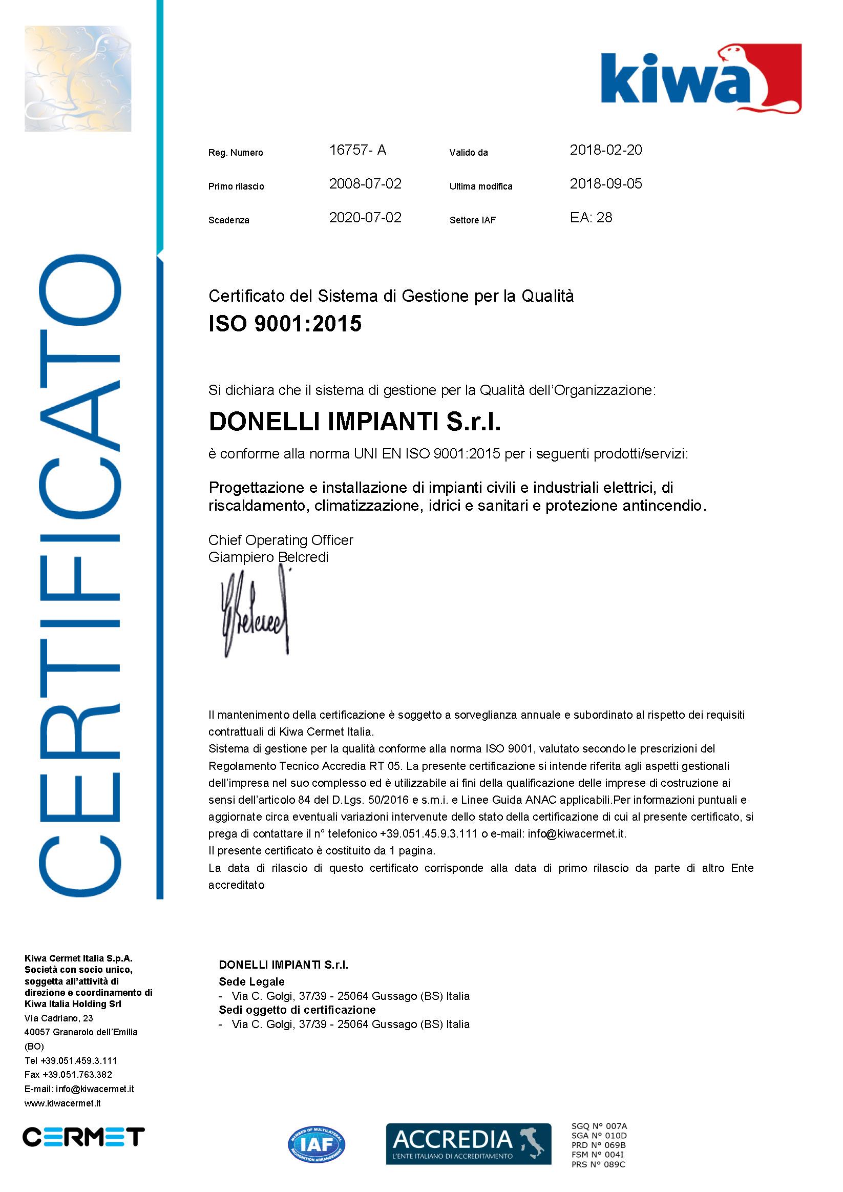 KIWA ISO 9001_2015 CERT_2018_16757_ITA_ENG_03