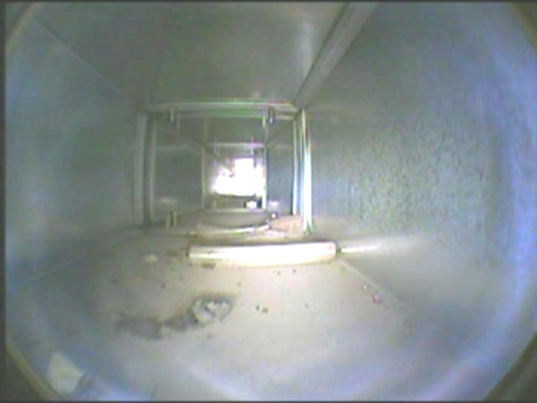 videoispezione condutture aria
